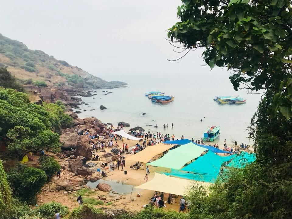 Ilha Grande Boat Tour Goa