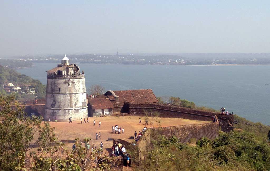 Agoda-Fort-goa