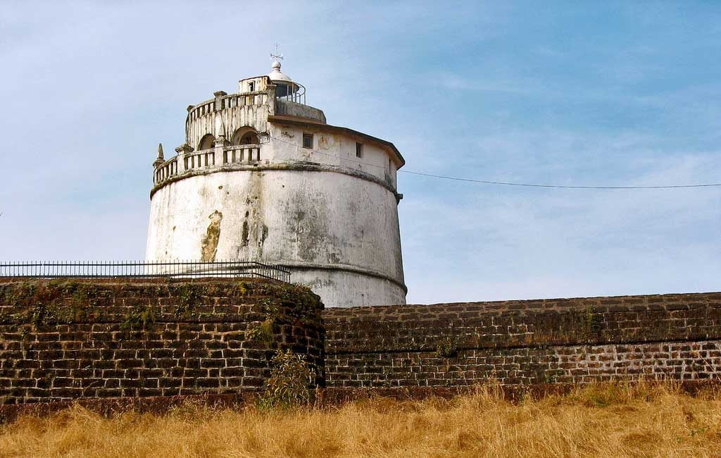 Aguada Lighthouse, Goa (North Goa Sightseeing Tour)