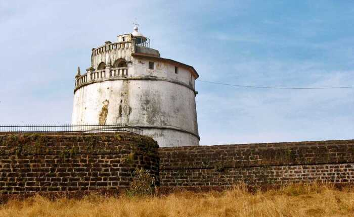 Aguada Lighthouse, Goa (North Goa Sightseeing Tour)