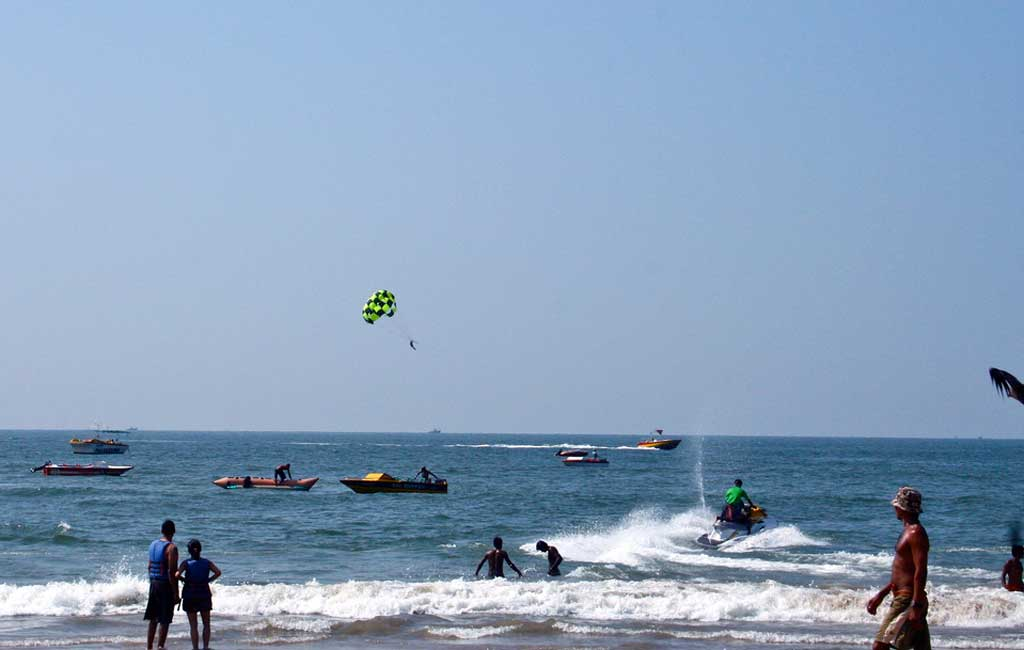 Baga-Beach-Goa-India