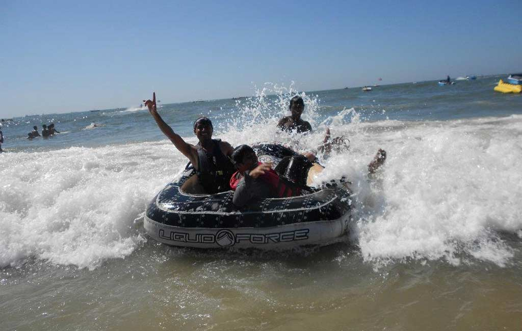 Bumper-Boat-Water-Sports-Goa