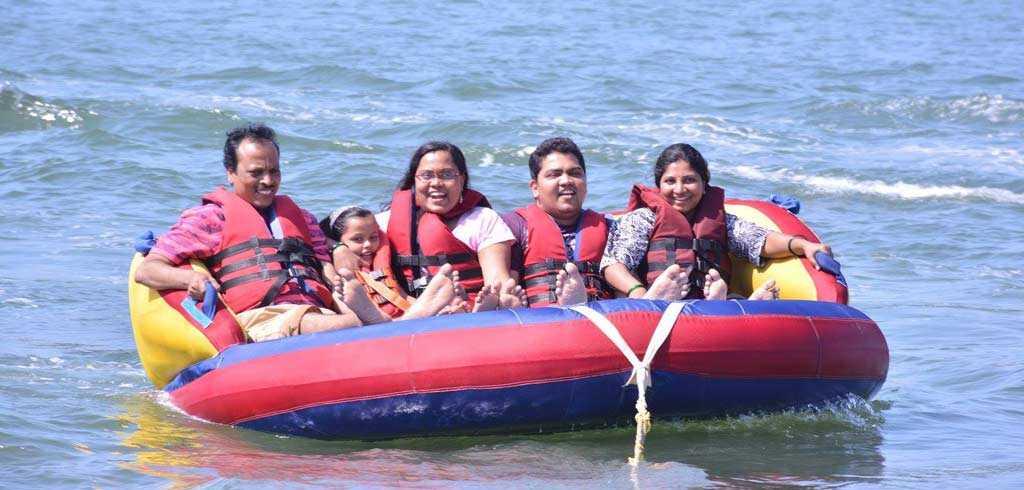 Bumper-Boat-in-Goa