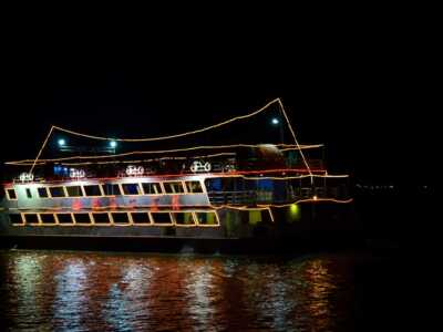 Night Dinner Cruise in Goa