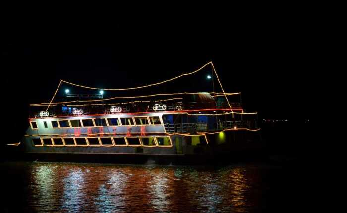 Night Dinner Cruise in Goa