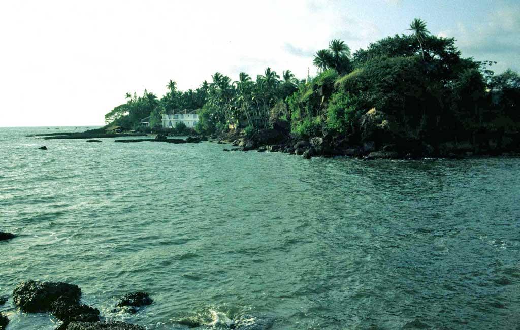Dona-Paula, Goa