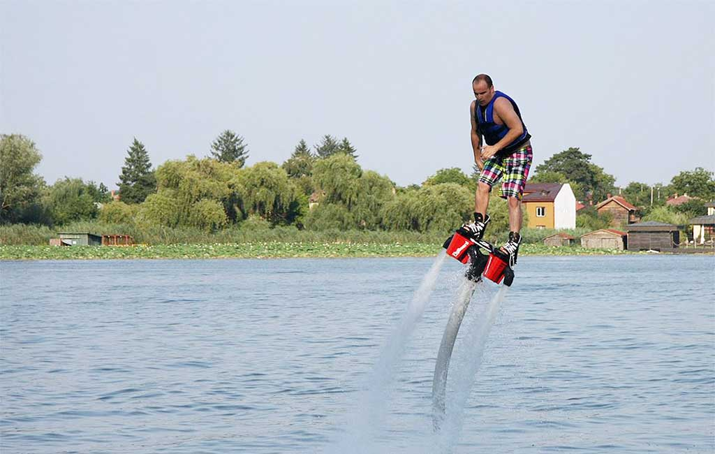 Flyboarding-in-Goa - Activities