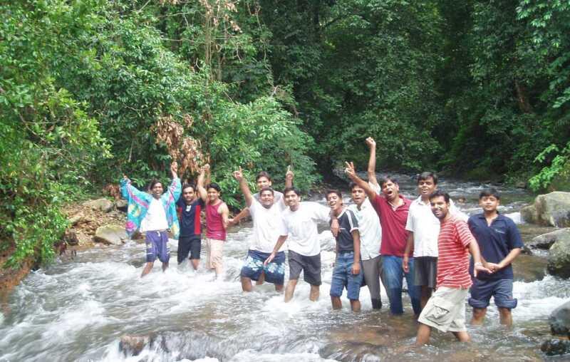 Tambdi-surla-waterfalls-goa