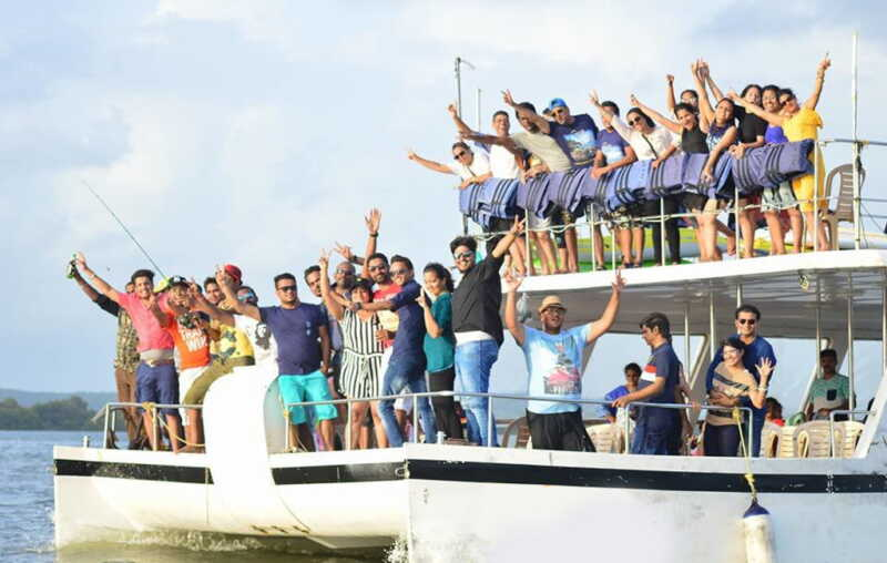 Boat Party Cruise - Goa 2021   Price Start @ At ₹999