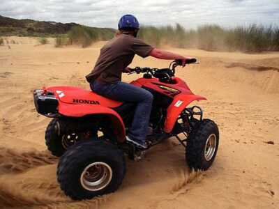 atv ride mandrem goa