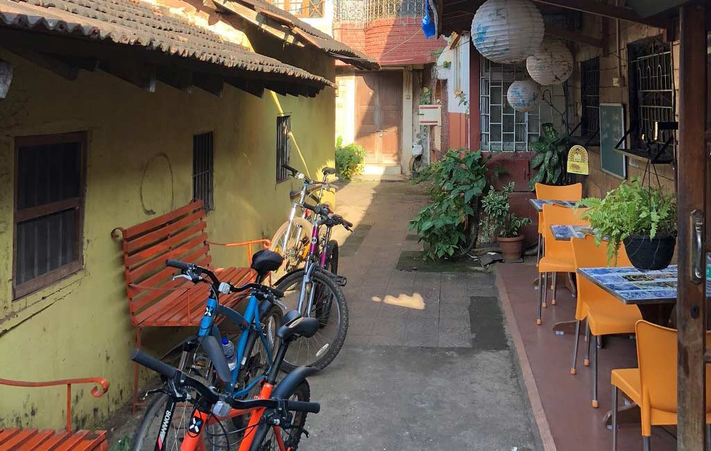 Best bicycle tour, Goa