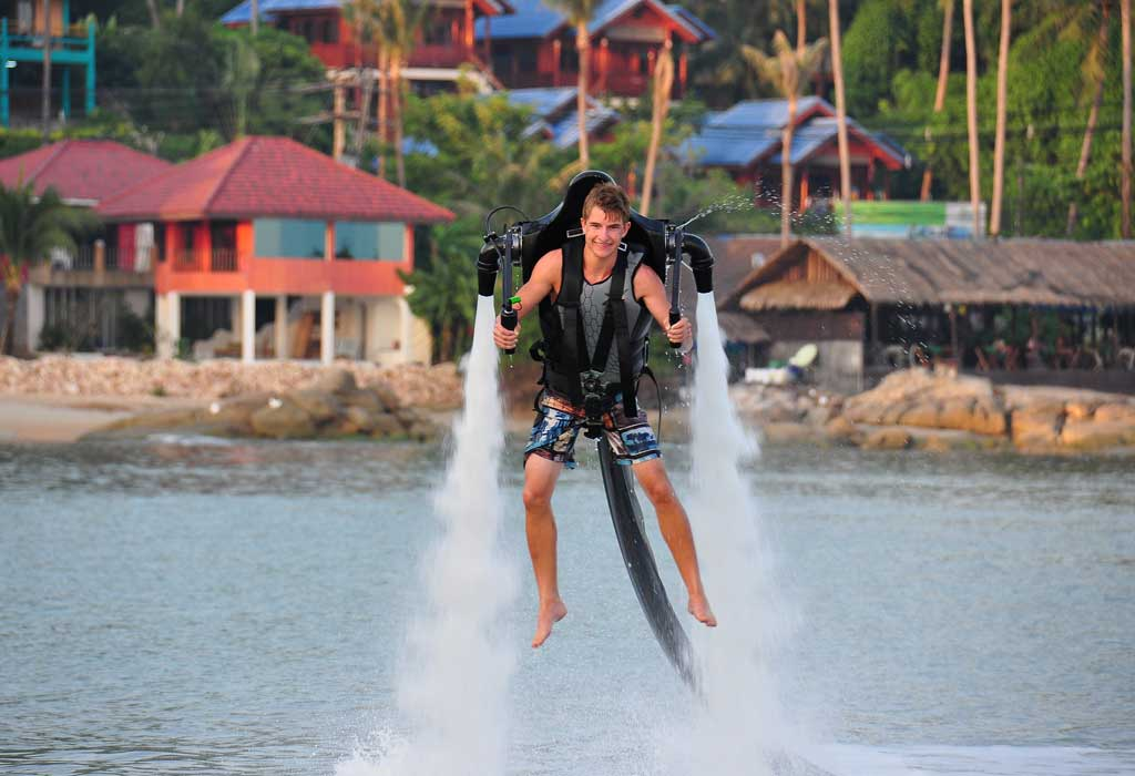 jetlev flyer goa