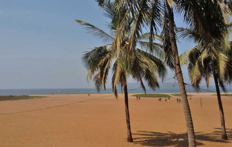 miramar beach goa