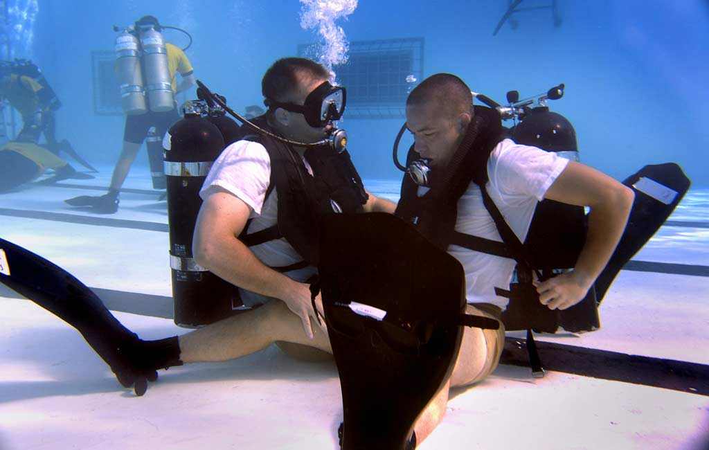 PADI Advanced Diving Course Goa