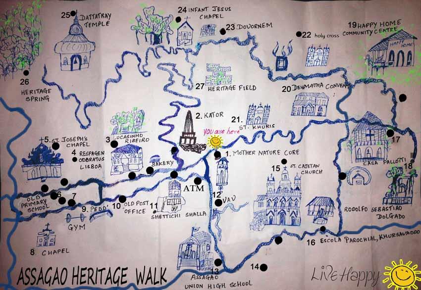 ASSAGAO-HERITAGE-WALK-MAP- walking-tour-goa