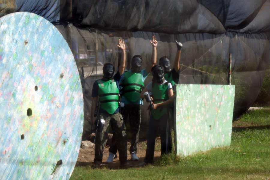 paintball in Goa