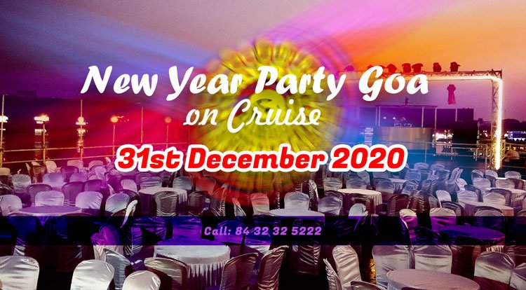 New Year Party On Cruise Goa 31st December Party 2020