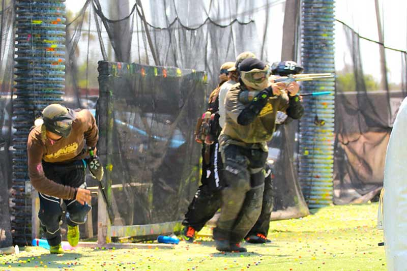 Best paintball in Goa