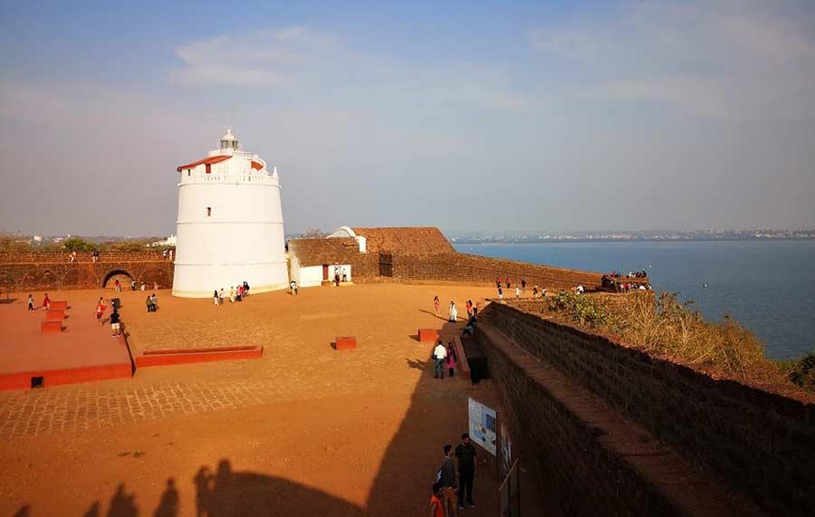 top-view-fort-aguada-in-Goa